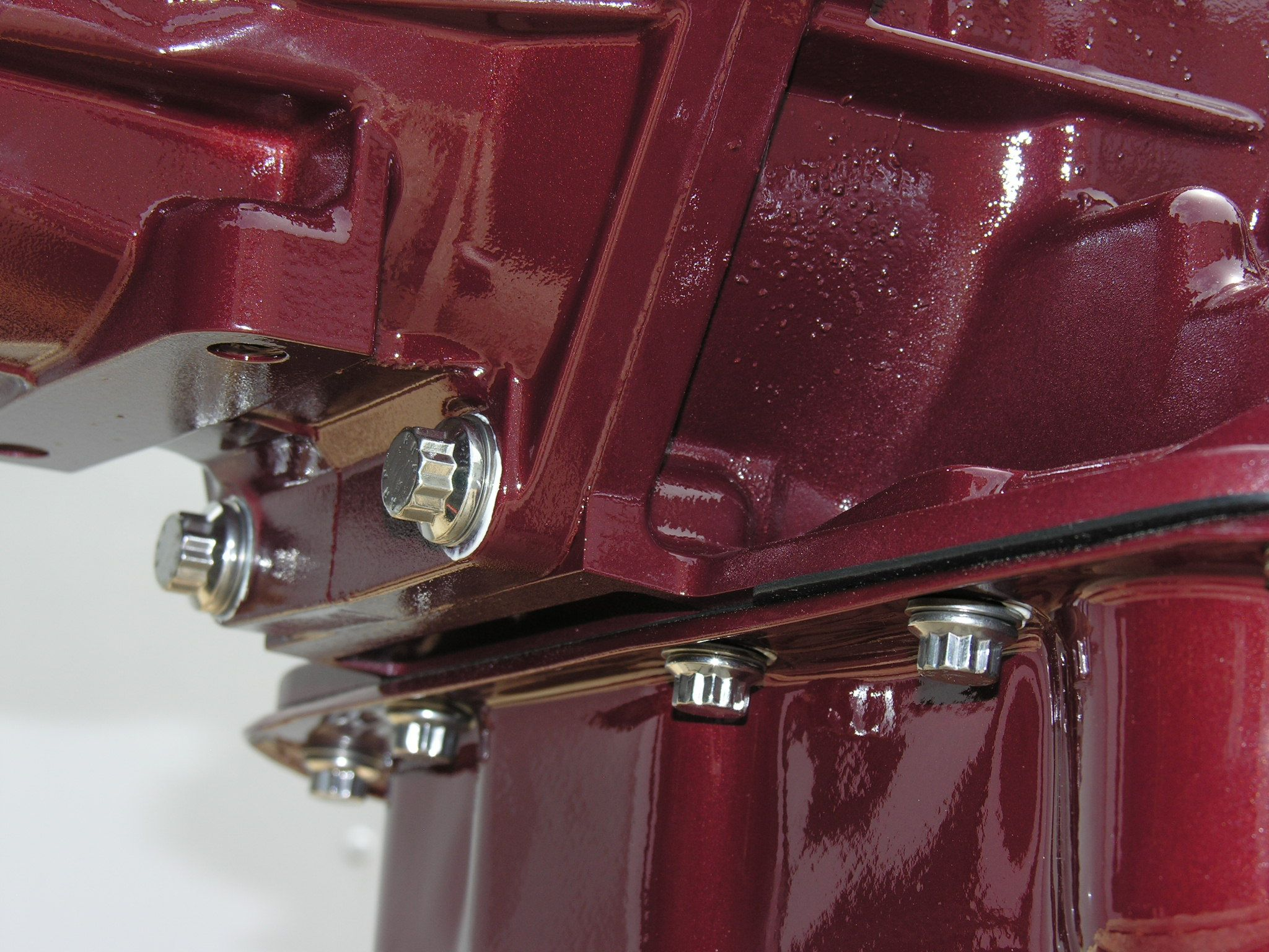 Custom Black Cherry LS3 - 430HP - spsengines.com