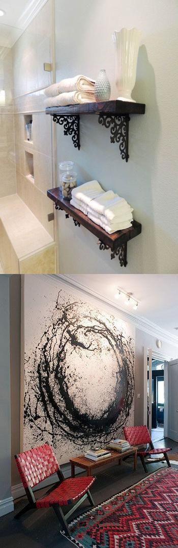 15 Super Cozy Minimalist Homes  49+ Wall Decor Ideas 2020