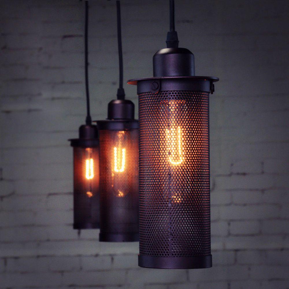 Ebay diy industrial edison style pendant wire lighting lamp light ebay diy industrial edison style pendant wire lighting lamp light porch deocr e26e27 arubaitofo Image collections