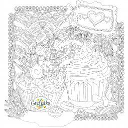 Raspechatat Ornament Coloring Pages Coloring Books Colouring Pages