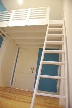 hochbett berlin ma gefertigte betten sonderanfertigungen hochetagen kinderbetten wohnetagen. Black Bedroom Furniture Sets. Home Design Ideas