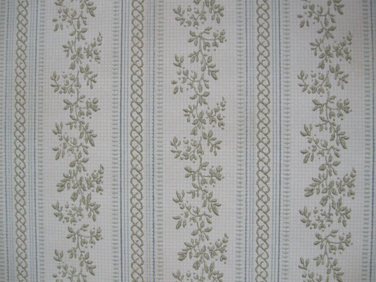 1 Rouleau De Papier Peint Ancien Tapisserie Murale Vintage Roll Wallpaper N 186 Eur 10 00 Tapisserie Murale Papier Peint Parement Mural