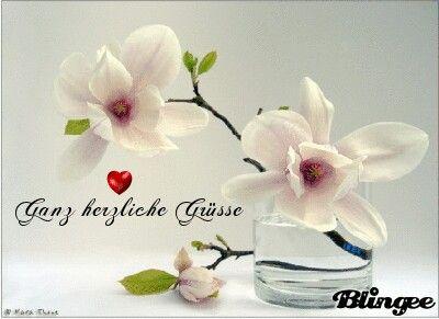 Liebe Grüße Auf Englisch