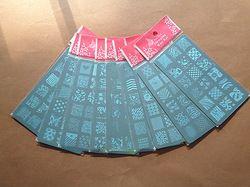 Online Shop 16PCS/lot Konad Design Stamp Image Plate Stamping Nail Art DIY Image Plate Template to17-32#009|Aliexpress Mobile