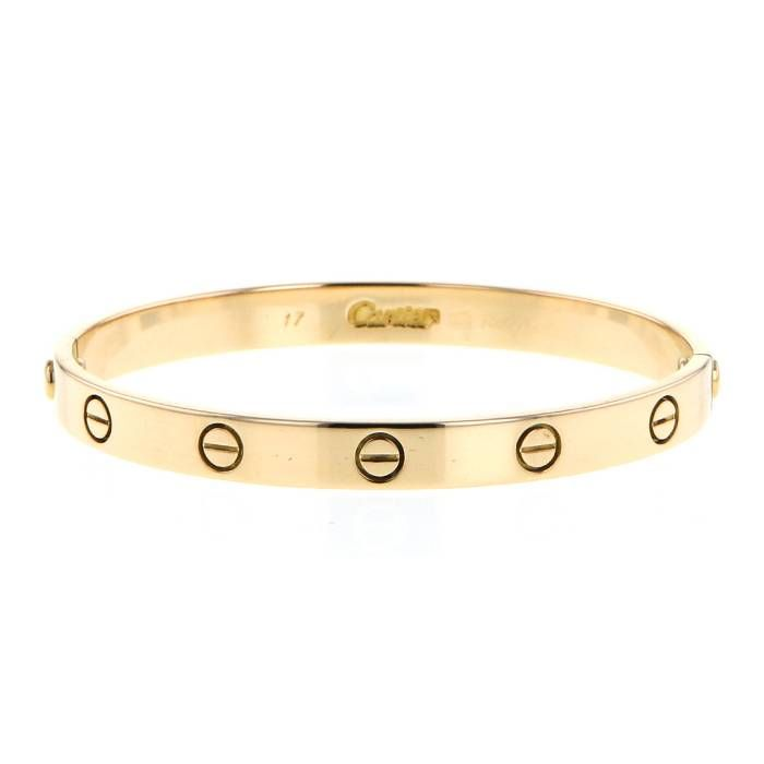 arriva 89dce 73e7d Bracciale Cartier Love in oro giallo | Fashion! in 2019 ...