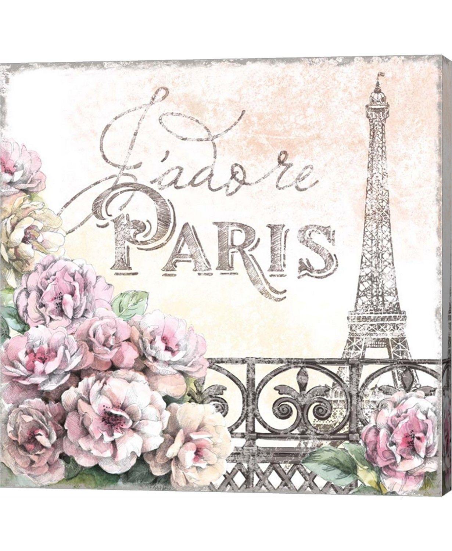 Magnified Main Image Graphic Art Print Great Big Canvas Paris Art