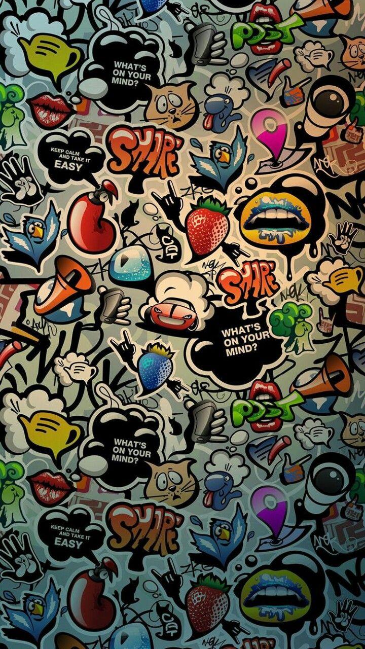 Android Wallpaper Graffiti Graffiti Wallpapers For Mobile