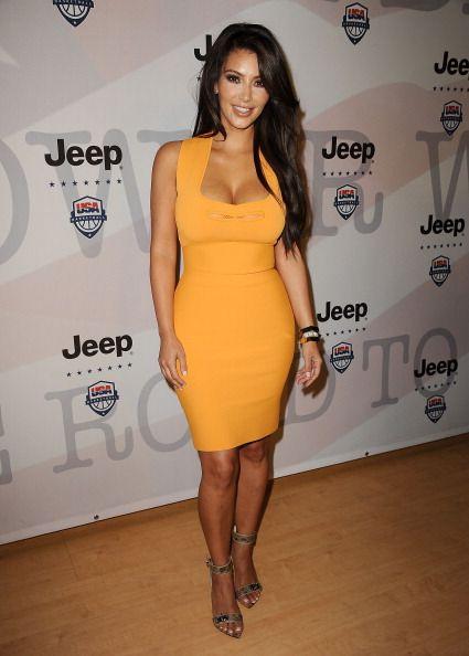 Fashion Faceoff: Kim Kardashian Vs. Christina Aguilera In Roland Mouret