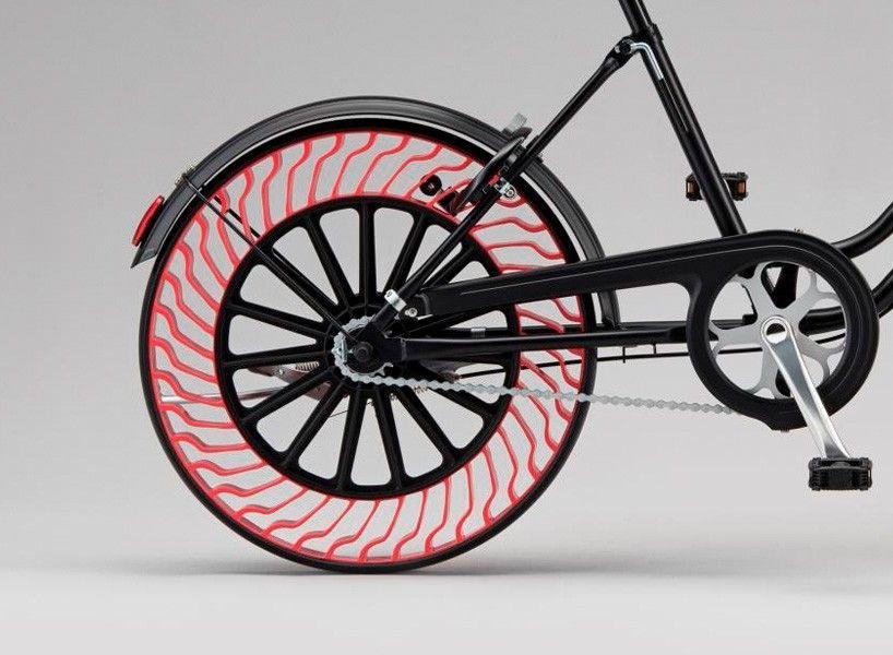Bridgestone S Air Free Bicycle Tires Let You Wave Goodbye To Punctures