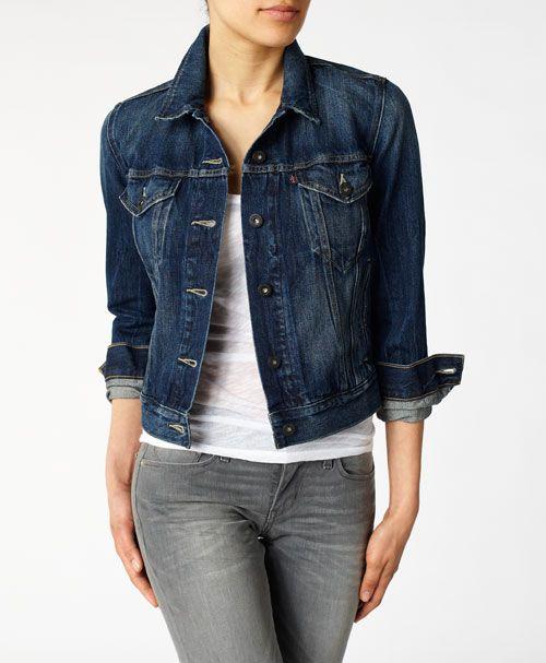 Jean Jackets for Women