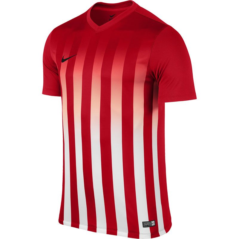 59d3b03a Nike Striped Division II Football Shirt Short Sleeve | Φανέλες Greek ...