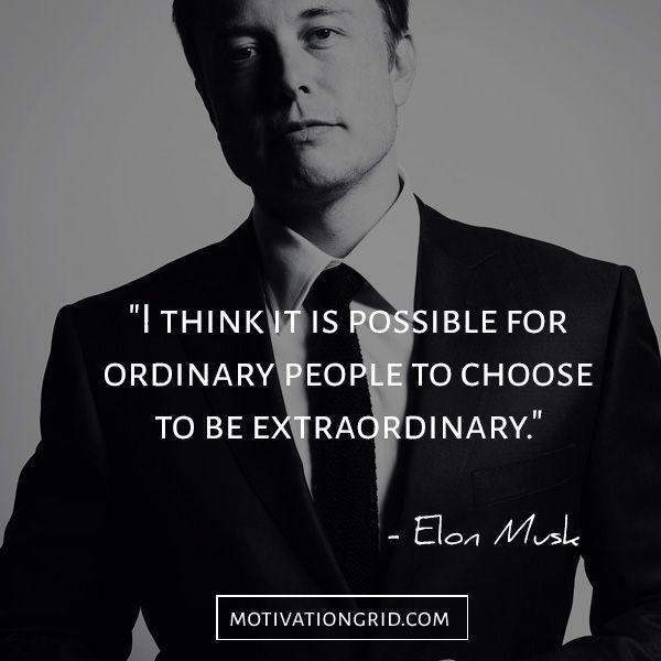 The 15 Most Remarkable Elon Musk Quotes Proverbes Et Citations