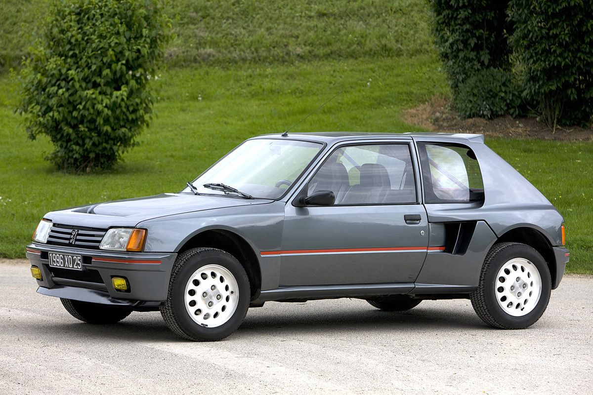 Peugeot 205 T16 | Cars | Pinterest | Cars, T16 and B)