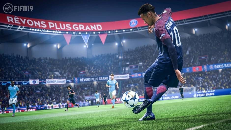 FIFA 19 Demo Comes Out This September Soccer fifa, Fifa