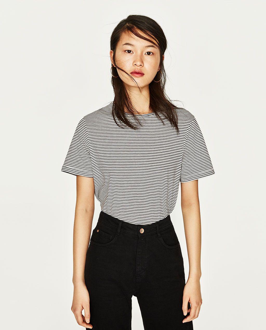 2901f0f4 Short Sleeve T Shirt Zara | Azərbaycan Dillər Universiteti