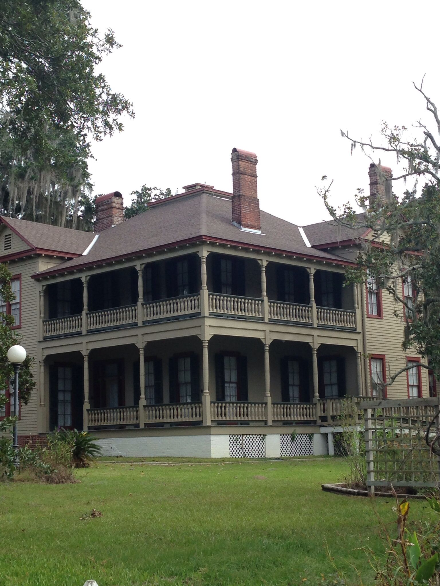 Otis House | Louisiana - Cajun Fire - Southern Charm & Lots