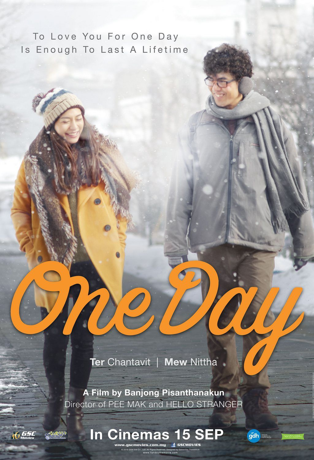 One Day 2016 05 11 16 Film Bioskop Film Baru