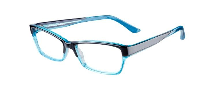 ProDesign 4663 Black & Aquamarine eyeglass frames #ProDesign | The ...