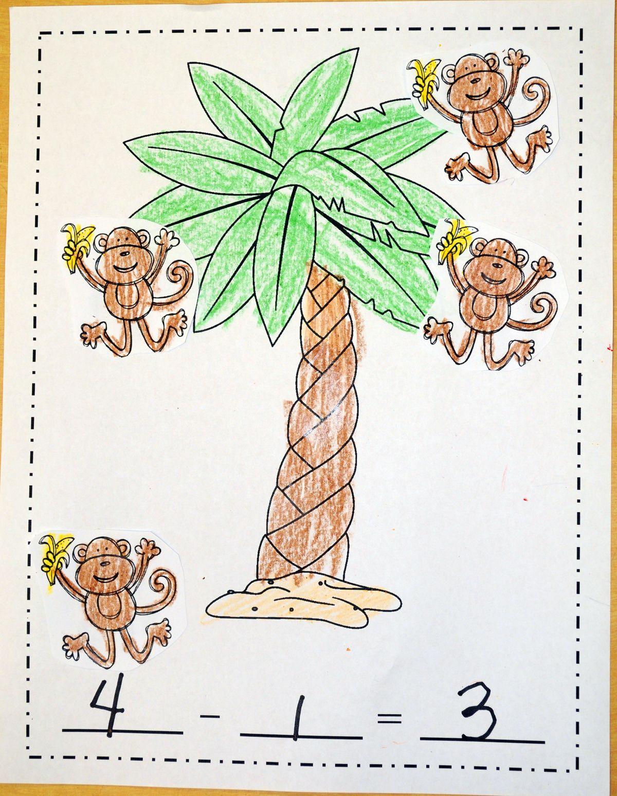 Mrs. Ricca\'s Kindergarten: Fun with Subtraction! | Kindergarten Math ...