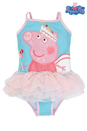 Buy Peppa Pig Tutu Swimsuit 3mths6yrs From The Next Uk Online