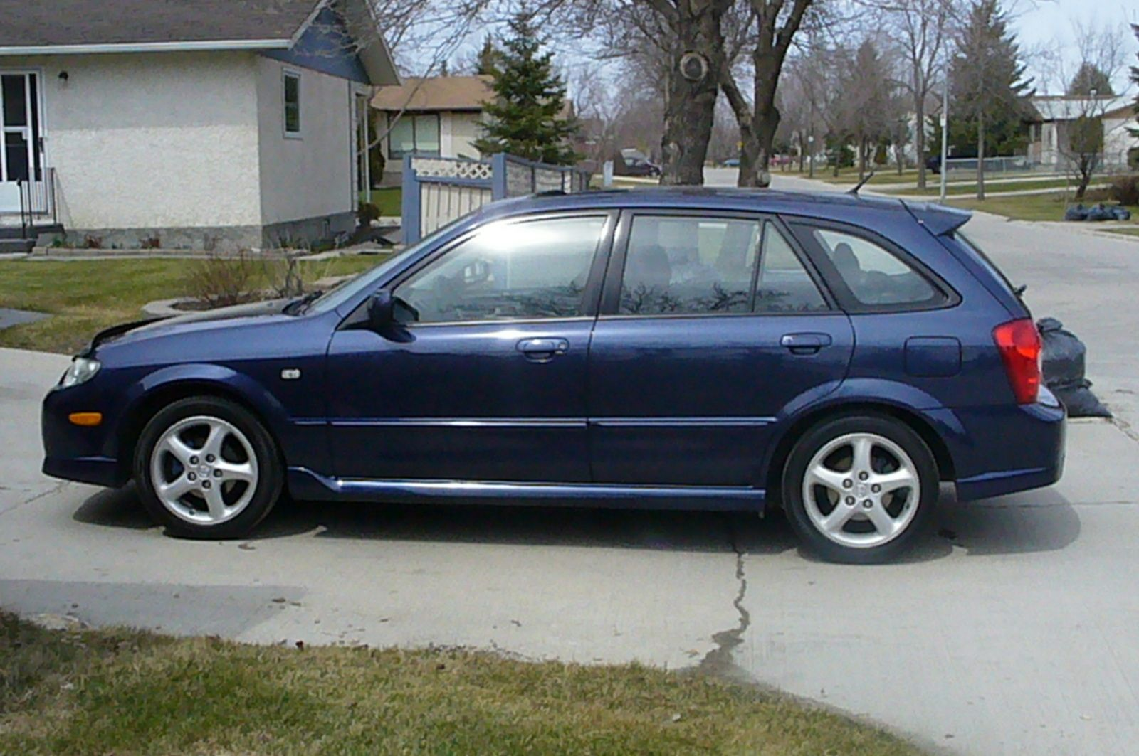 2002 mazda protege5 wagon