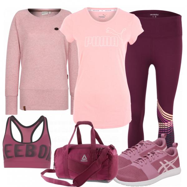 huge discount 40ddf 2078d Blackberry Damen Outfit - Komplettes Sport Outfit günstig ...