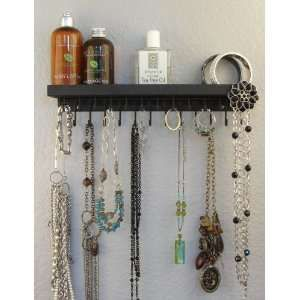Perfect Wall Mounted Jewelry Organizer Great Pictures