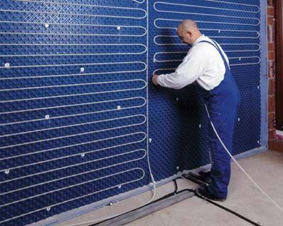 Captivating Das Umwelthaus : Energiesparendes Heizen Mit Polytherm Wandheizungen