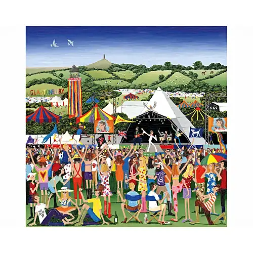 Glastonbury in 2020 Wooden jigsaw puzzles, Wooden jigsaw