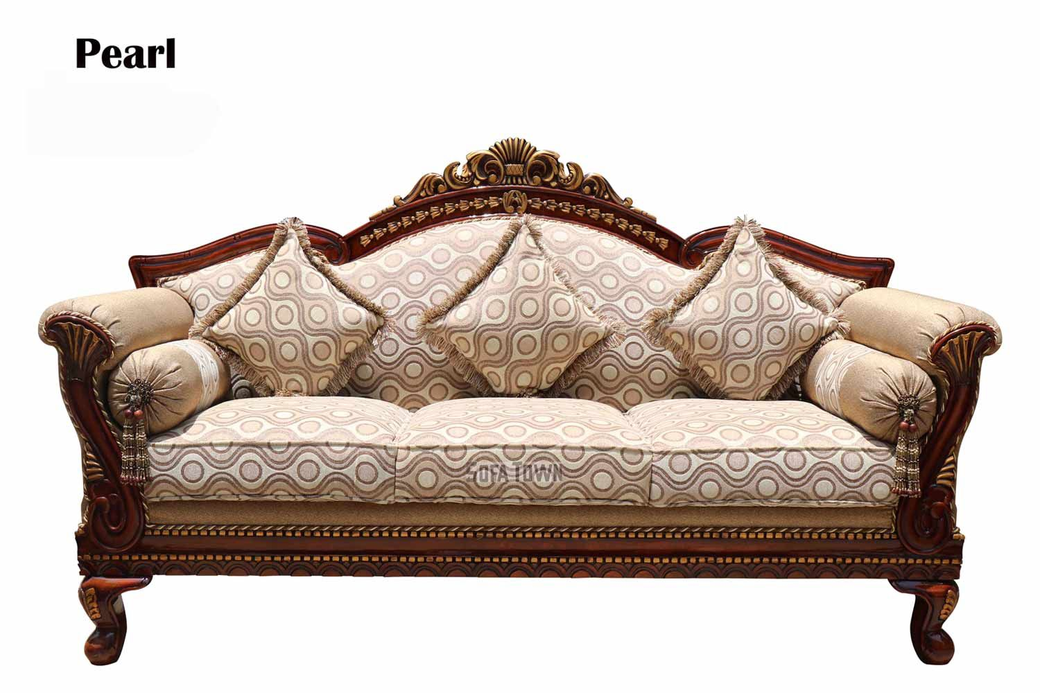 Buy Pearl Sofa Online Store Kirti Nagar Pearl Suppliers Delhi Mumbai Chennai Bangalore Pune Carved Sofa Wooden Sofa Set Designs Sofa Design Wood