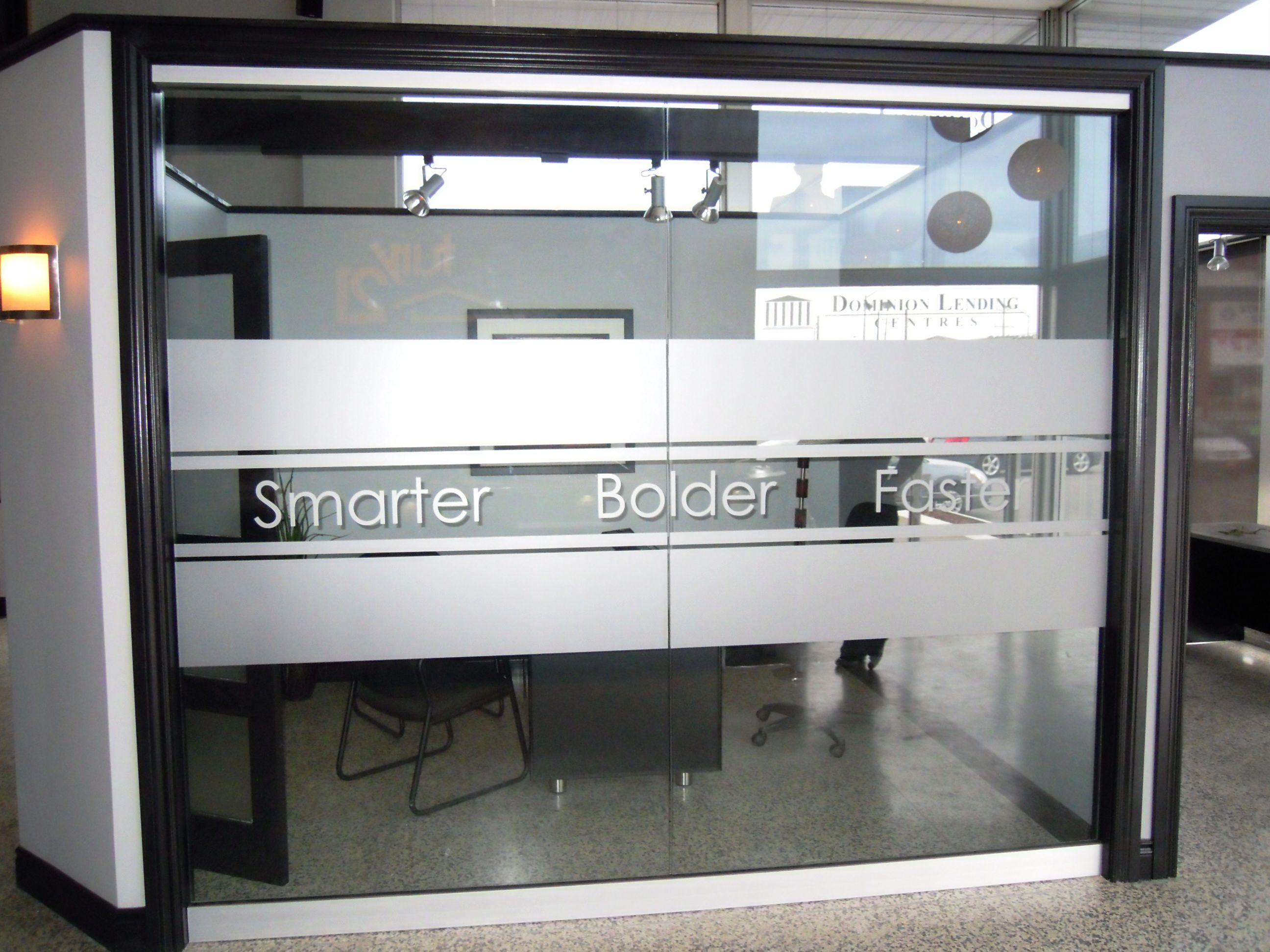 frosted glass office door. Office Graphics - Etched Glass Frosted Door