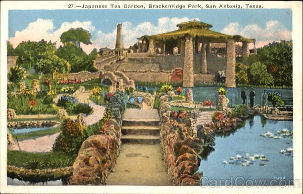 Japanese Tea Garden Brackenridge Park San Antonio Texas Travel Pinterest San Antonio And