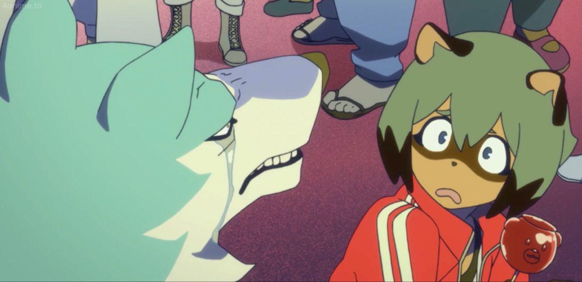 bna brand new animal anime anime studio trigger anime anime episodes