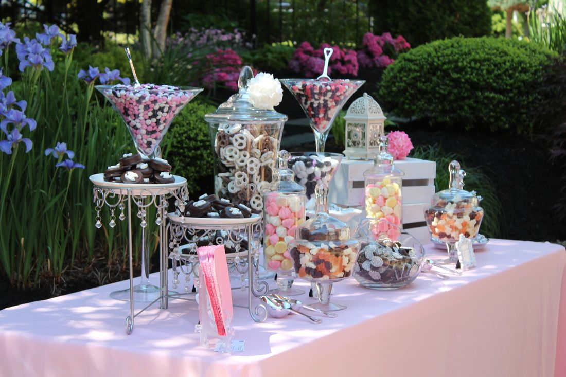 Candy Tables/Candy Buffets   Candy buffet table ...