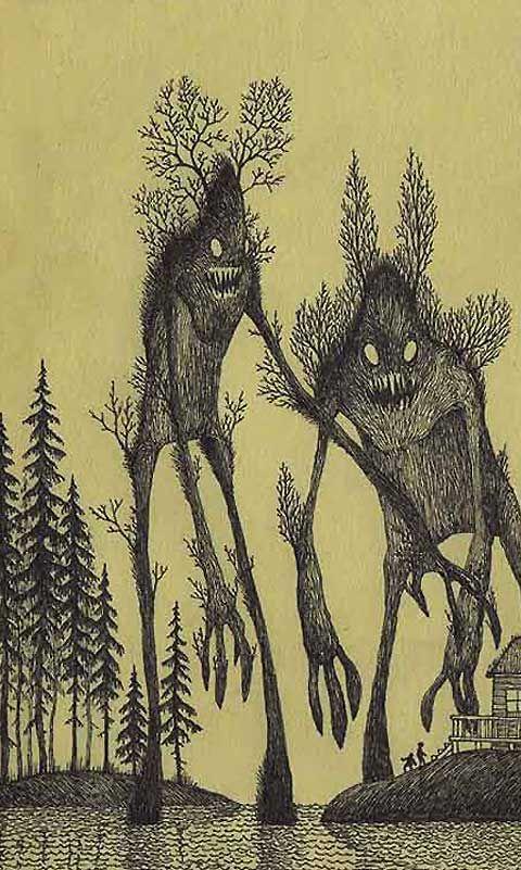 John Kenn Illustration Art Art Horror Art