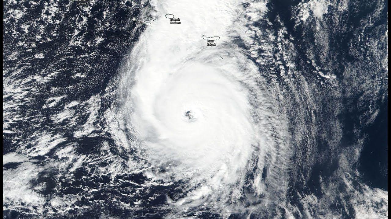 Categorie 3 Hurricane Ophelia Fast Tracks To Northwestern Europe 10 14 2017 Ophelia Fast Track 10 Things
