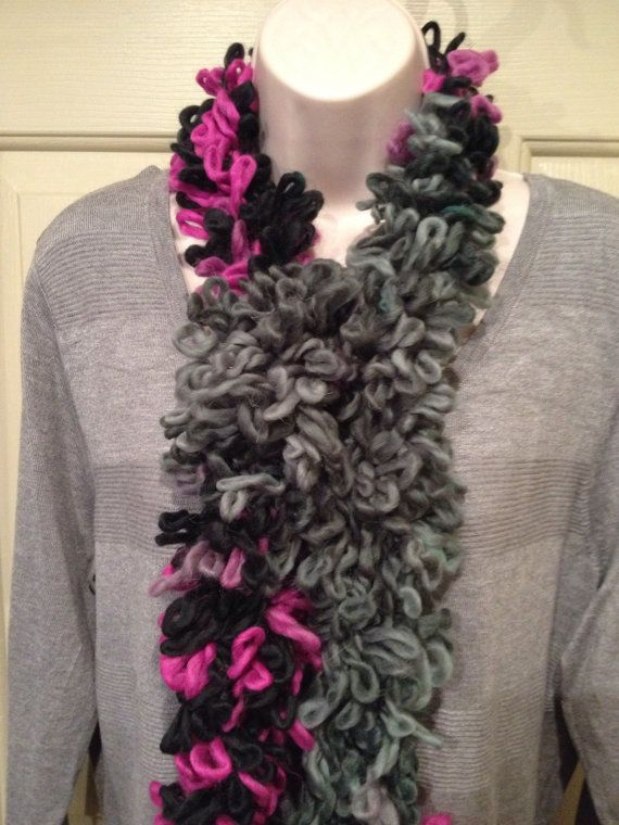 Boutique Swerve Galaxy Loop Scarf on Etsy, $15.00