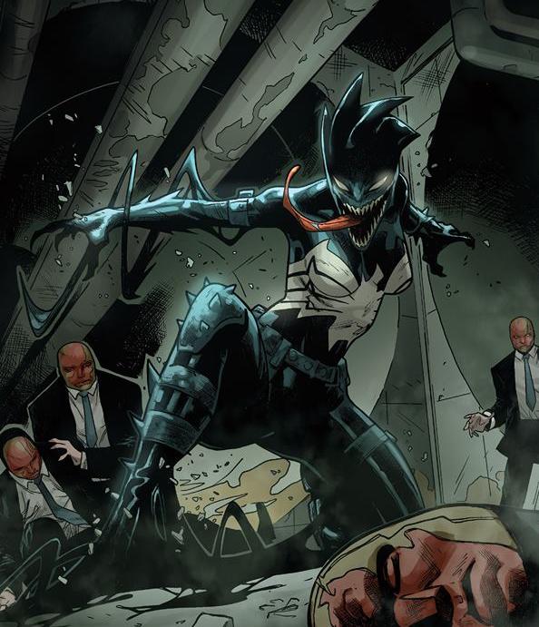 She Venom Mania symbiote Devil by kung-fu-panda11 ...