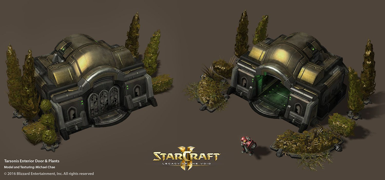 1adf90deea4 ArtStation - StarCraft 2
