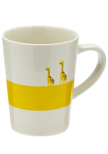 fun mug! Be cute in a lot of different animals :)
