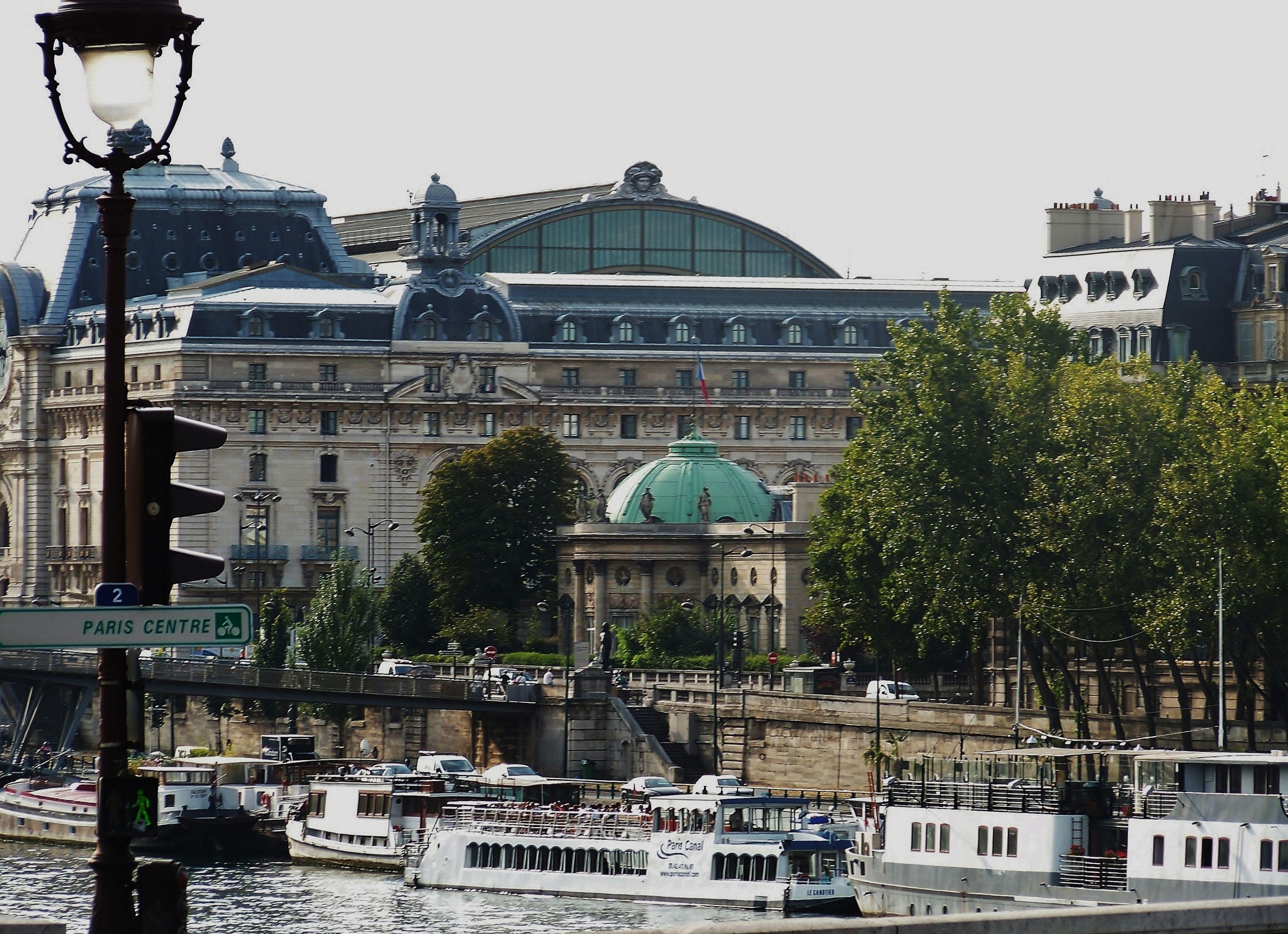 City Center Paris