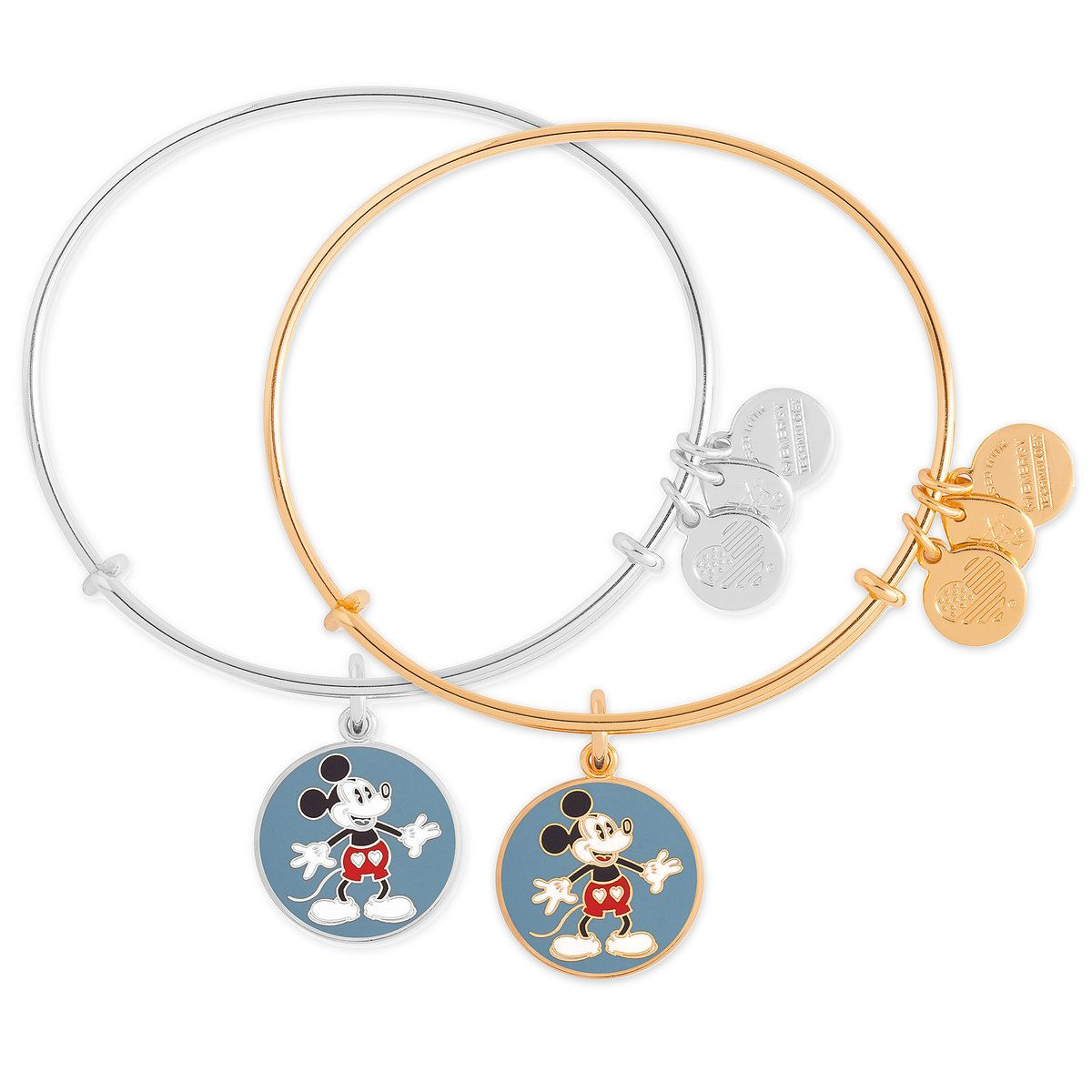 a6a8edc05 Mickey Mouse Heart Shorts Bangle - Alex and Ani in 2019 | Wishlist ...