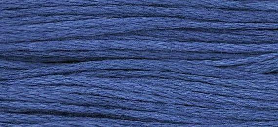 AMERICANA 1307 Weeks Dye Works WDW hand-dyed embroidery floss cross