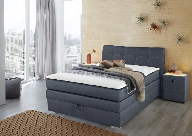 Schlafzimmer Komplett Mit Bett 160x200 Massivholzbett 180x200