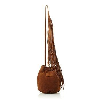 Magic bag - Sac - en cuir brun - Pepe Jeans London | Brandalley