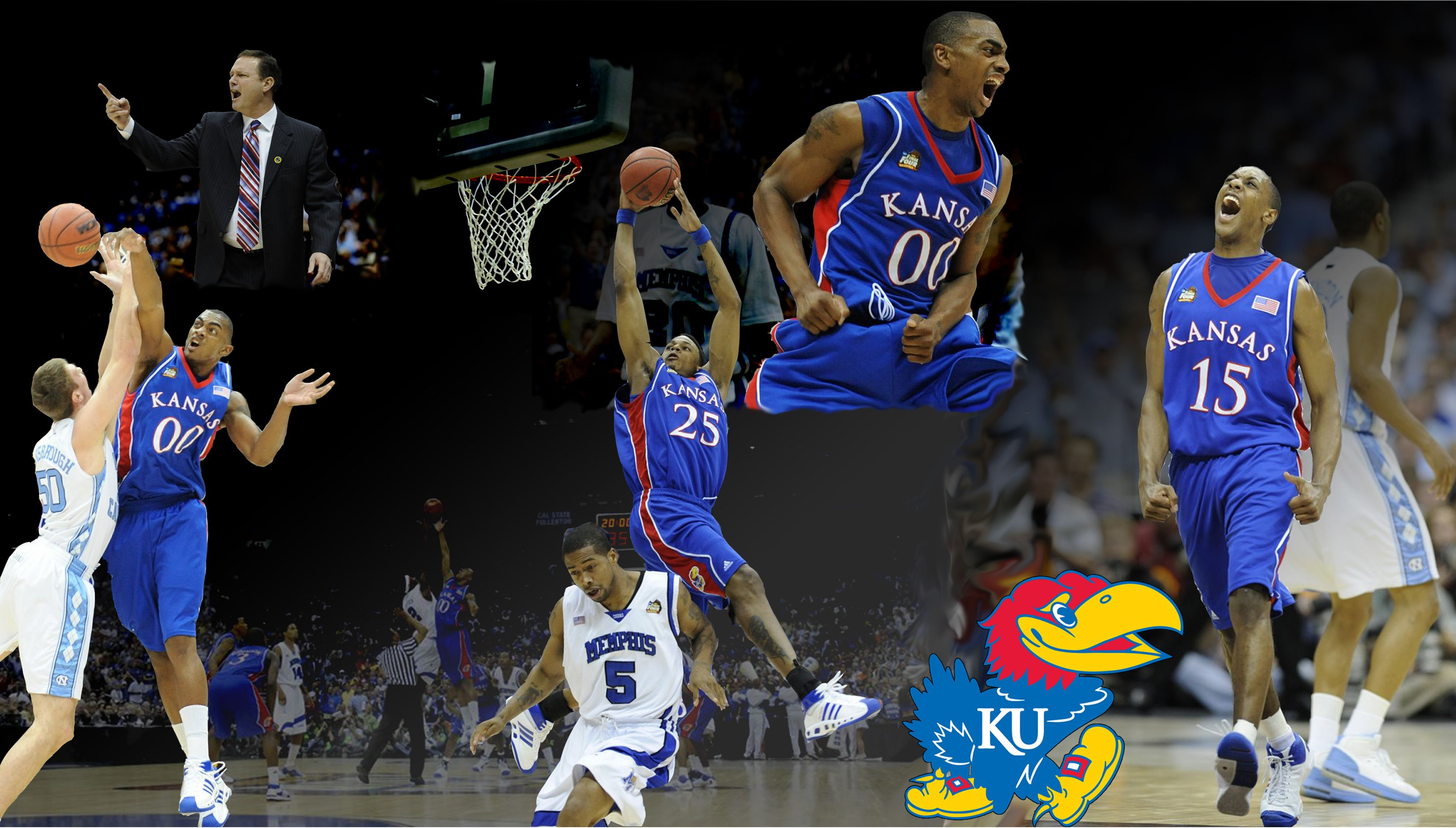 Kansas Basketball live streaming free online. https