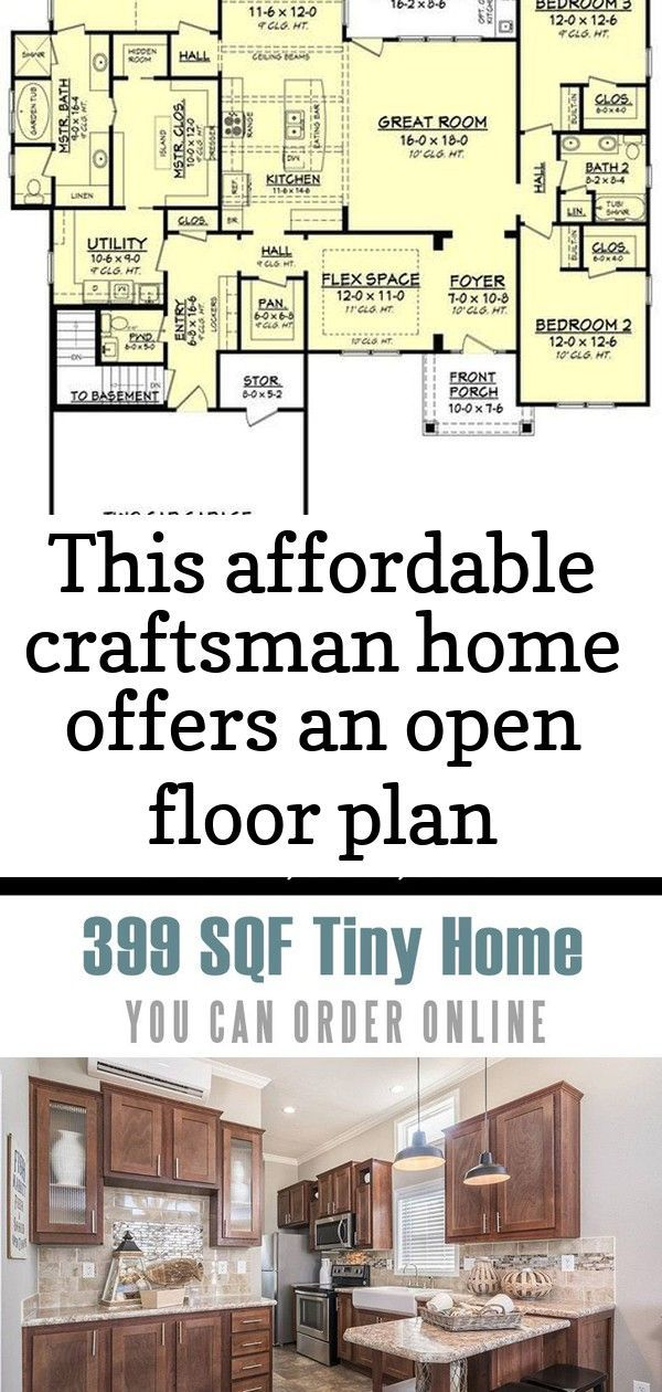 This affordable craftsman home offers an open floor plan concept. (the plan collection house plan 1 This affordable craftsman home offers an open floor plan concept. (the plan collection house plan 1 Erica Martinez emartinez4539 House […]  #Affordable #collection #Concept #Craftsman #Floor #Home #House #offers #Open #Plan