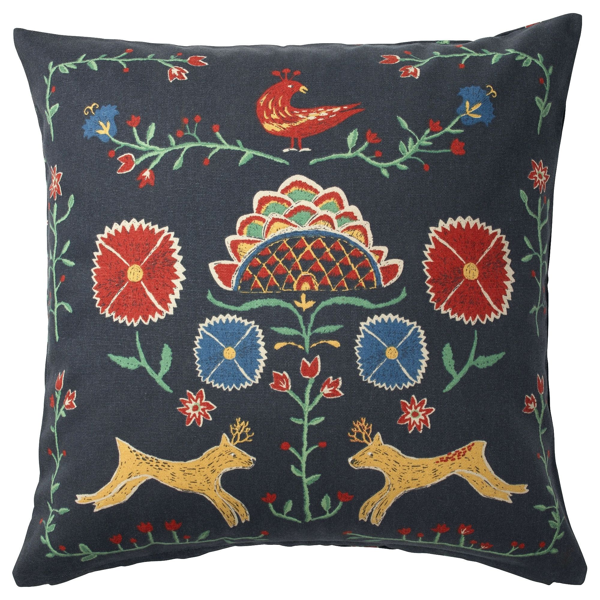 24 Inch Pillow Covers Velvet Ikea Renrepe Cushion Cover The