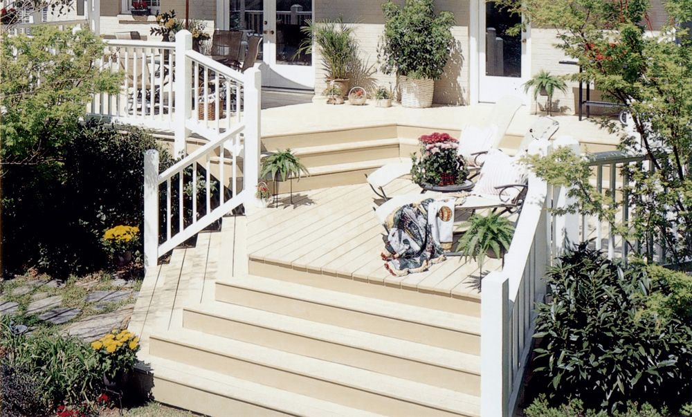 Decking Guide Inspiration for your decking Deck paint