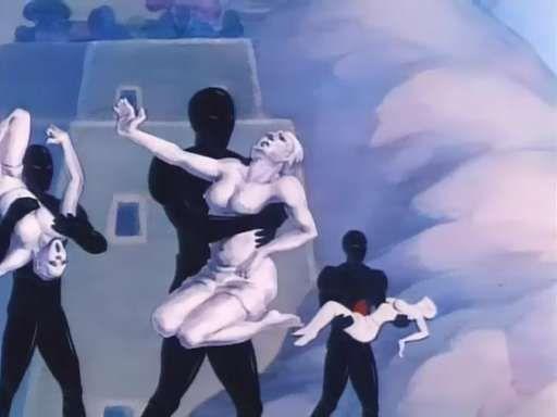Gandahar By Rene Laloux Art Movies Rene